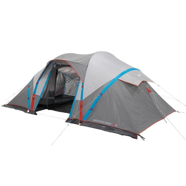 TENDA DE CAMPISMO FAMILIAR AIR SECONDS 4.2 XL