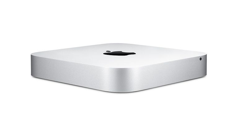 Mac mini dual-core i5 2.6 GHz/8GB/1TB/Iris Graphics