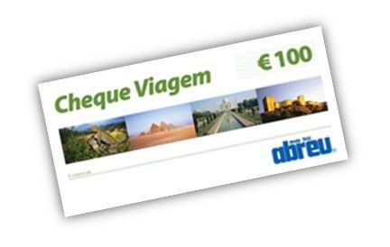Cheque Viagem €100