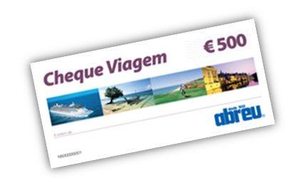 Cheque Viagem €500