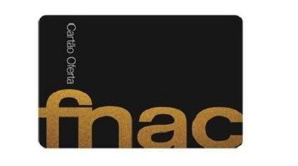 Cartão Oferta FNAC 70 Euros
