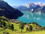 Encantos da Suiça